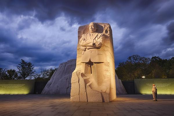 MLK_Statue