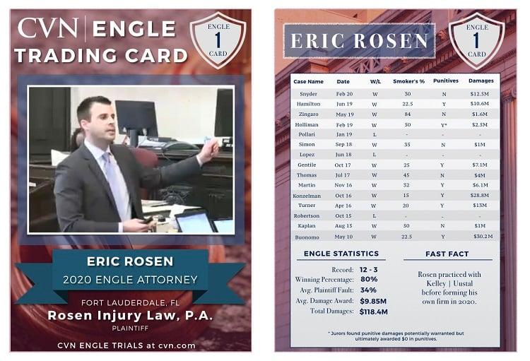 CVN_Engle Trading Cards_Rosen.001A