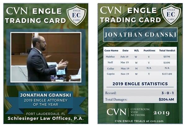 Engle Trading Cards 2019_Gdanski