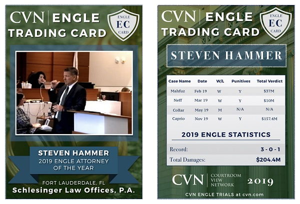Engle Trading Cards 2019_Hammer