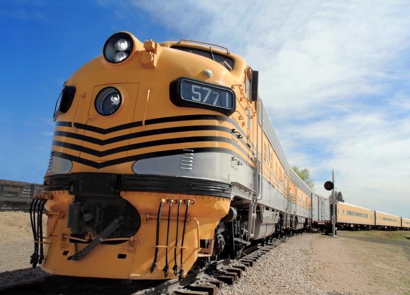 Evans_Railroad_Train